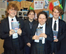 Year 9 book group