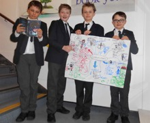 Year 8 book group
