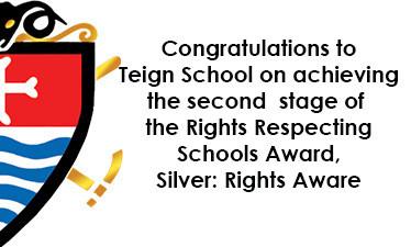 Rights Respecting Schools Silver Award