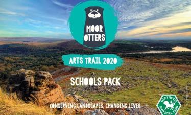 Dartmoor National Park - Moor Otters Art Project