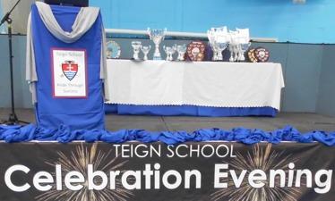 Teign School's Pride Through Success Awards Evenings