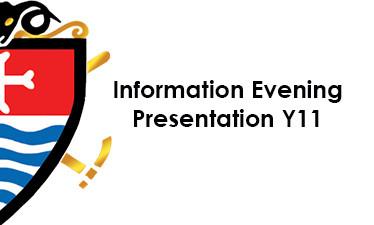 Information Evening Presentation