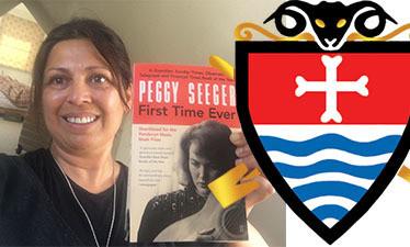 Children's author Sita Brahmachari celebrates Empathy Day with Teign School