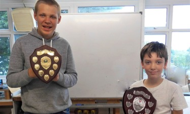 Library Shield Winners 2020